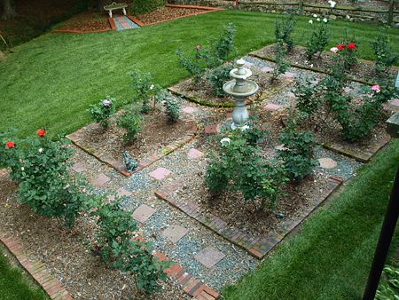 Rose beds e-mail