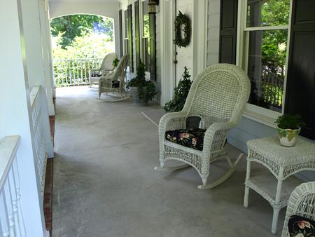 Front Porch 001 e-mail
