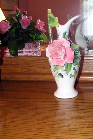 Rose Vase e-mail