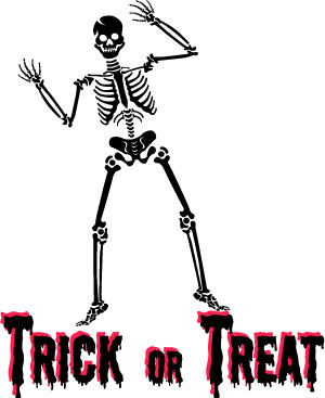 Trick-treat