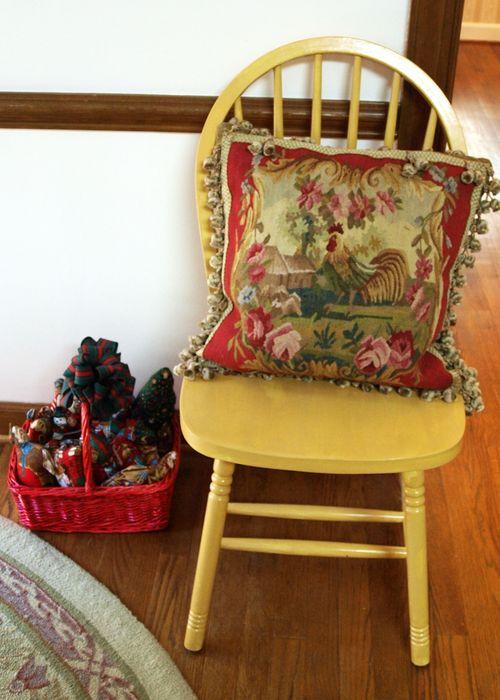 Breakfast Room Chair edit
