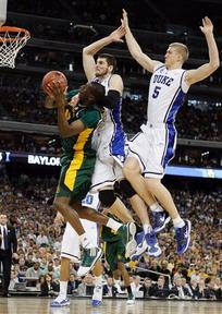 Duke vs Baylor