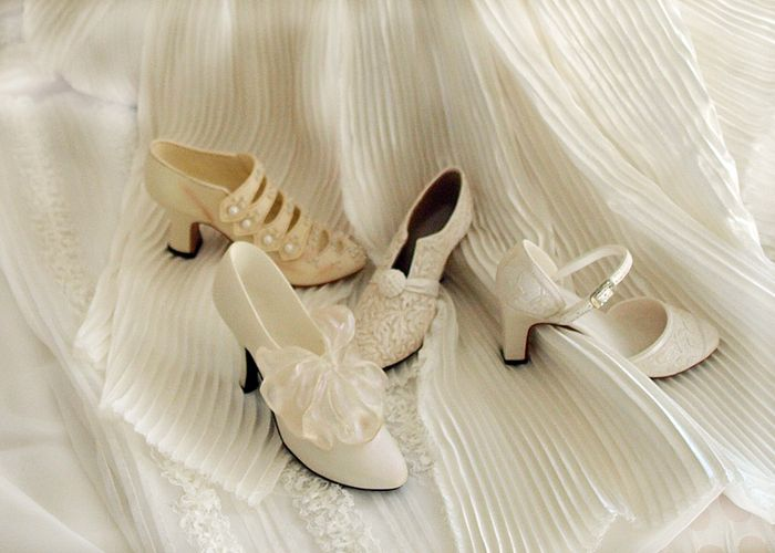 Wedding Shoes edit e-mail