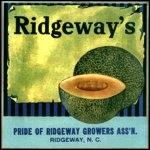 Ridgeway Cantaloupe
