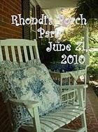 Rhondi's Porch Party