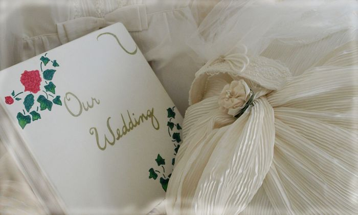 Wedding Album edit e-mail