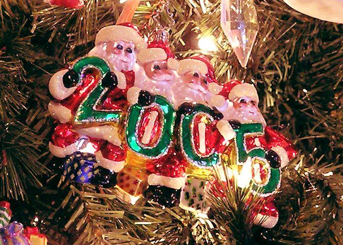 2005 Christopher Radko Ornament
