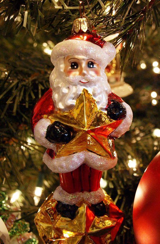Santa with Gold Star edit