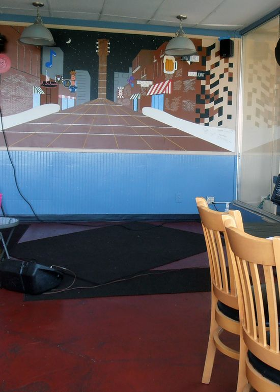 Blue Note Cafe 4