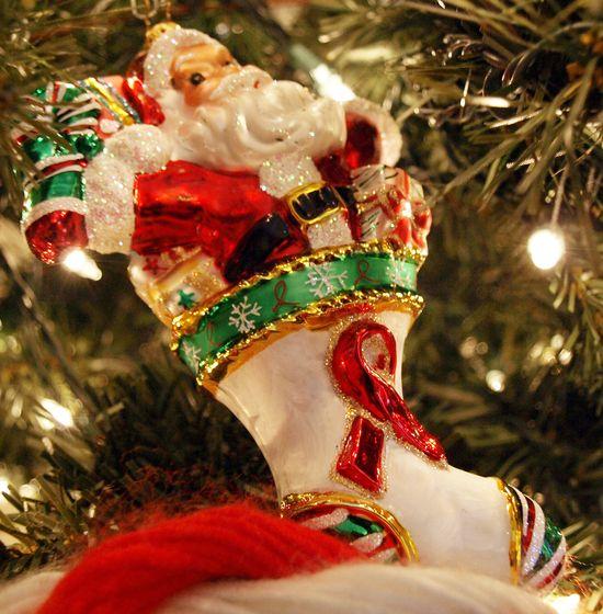 Santa in Stocking edit