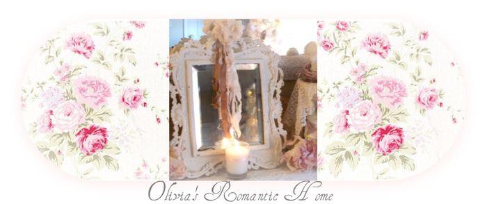 Romantic home collage