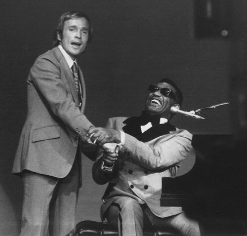 TV - Dick Cavett, Ray Charles - 1972-1973