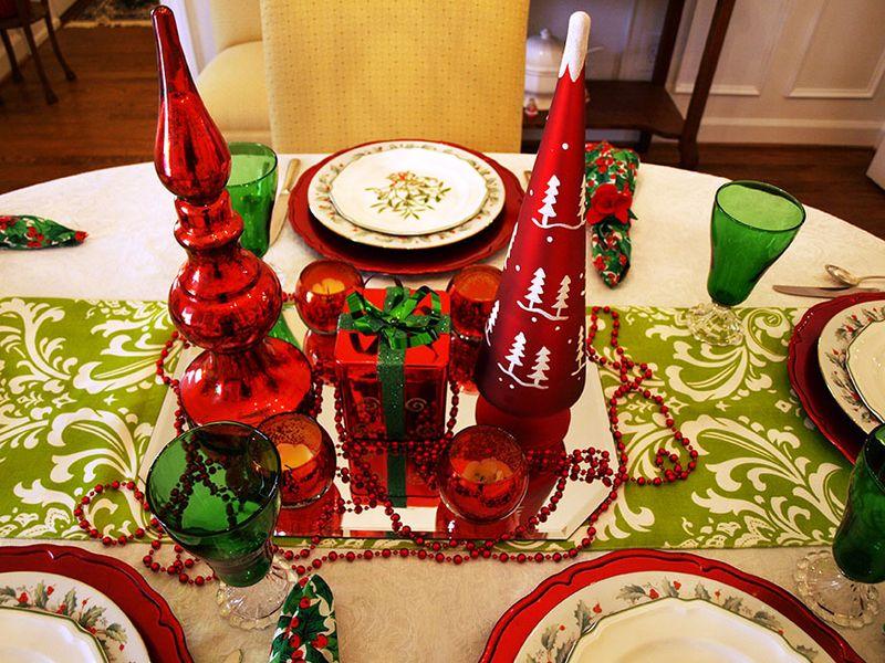 Christmas Dinner 4