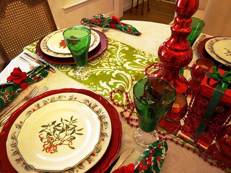Christmas Dinner 5