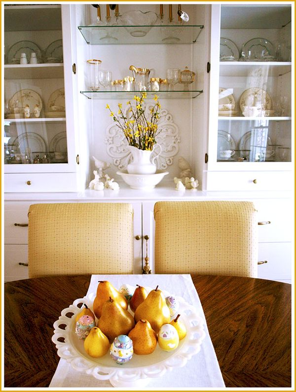 Easter Dining Room 2