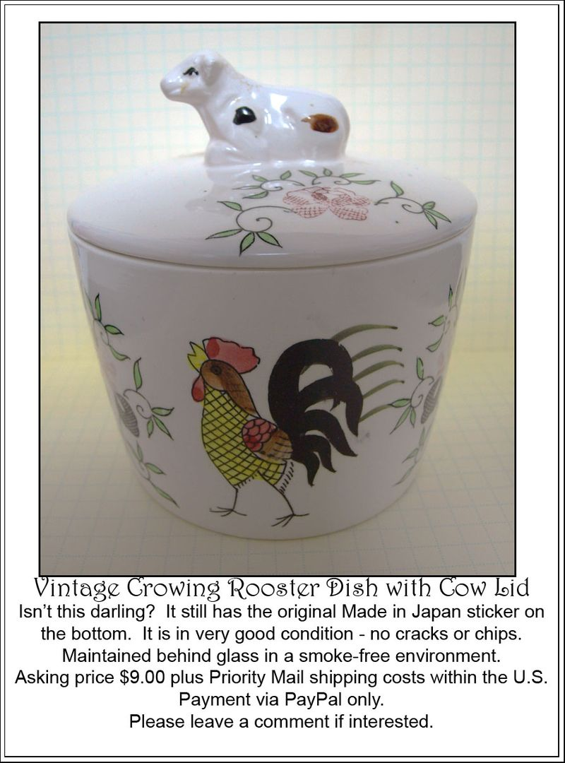 Rooster lidded dish 001 ee ad