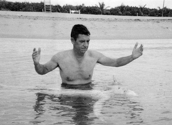 Bob Edwards and Beverly Edwards 1961- Fort Lauderdale