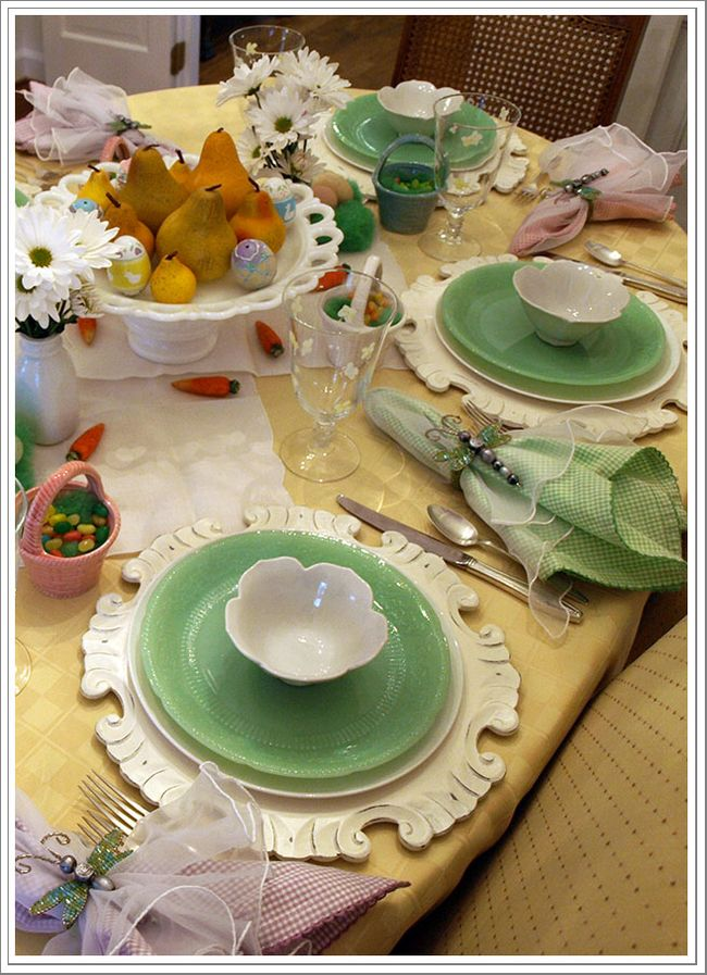 Easter Table 030 ee