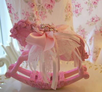 Princess Pink horse