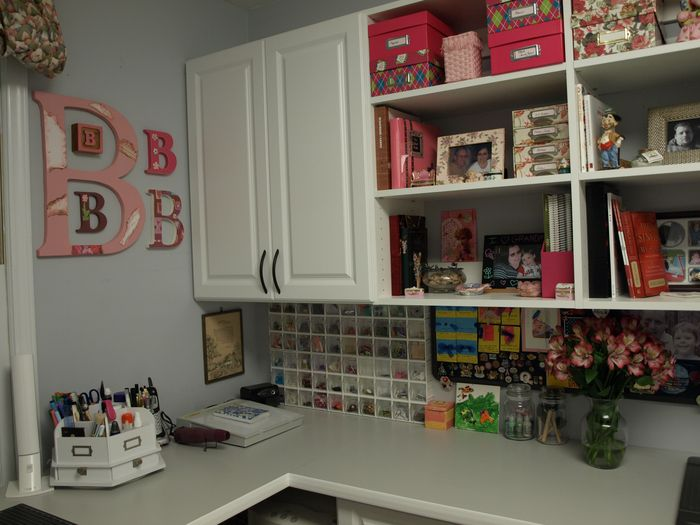 Office Scrapbook Room 018