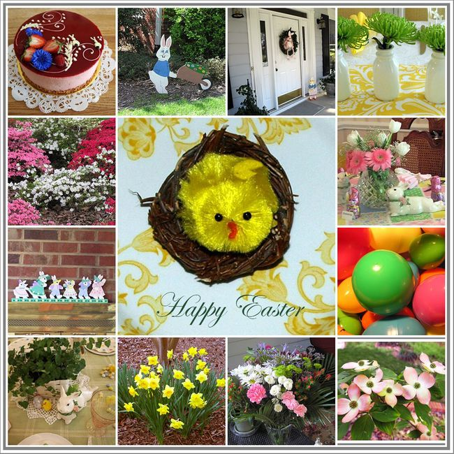 Easter & Spring Pink Saturday - March 30, 2013