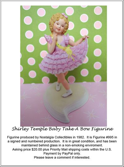 Shirley Temple Baby Take A Box Ad