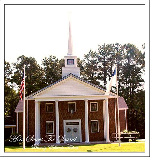 Bell's Baptist Church Apex NC 1 e
