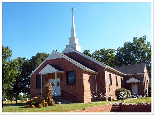 Tabbs Creek Baptist Church Henderson NC