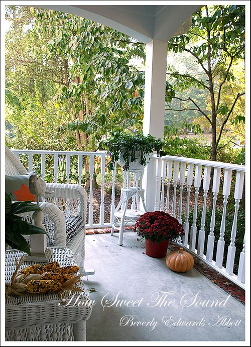 Autumn Porch (4)