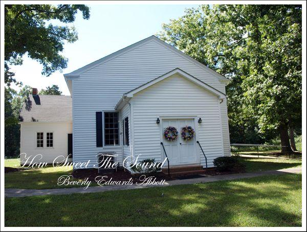 Brown's Baptist Church Warren County NC e