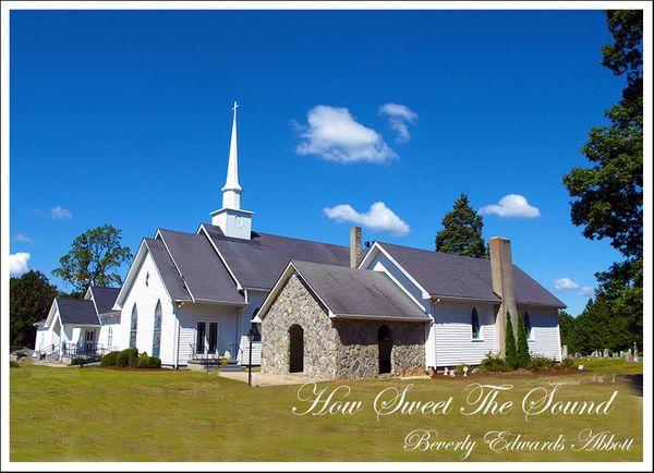 Cokesbury United Methodist Church Henderson North Carolina