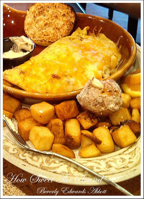 Supreme Omelet