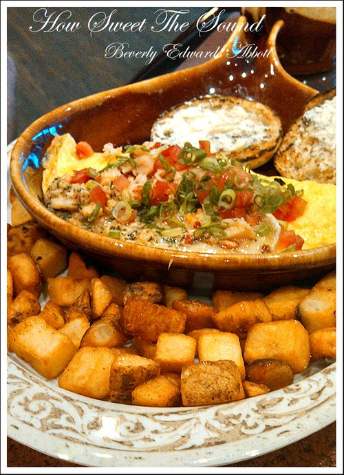 Lobster and Brie Omelet
