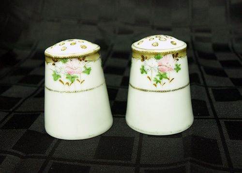 Nippon Salt and Pepper Shakers
