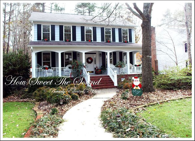 Christmas House  Outside Front (2)