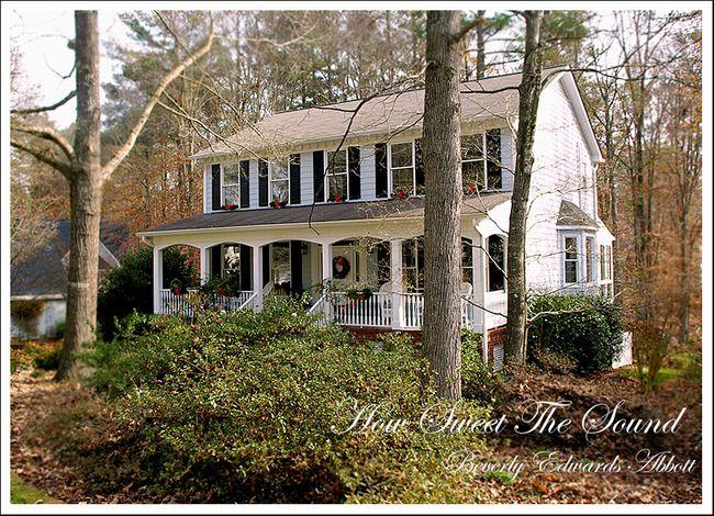 Christmas House  Outside Front (1)