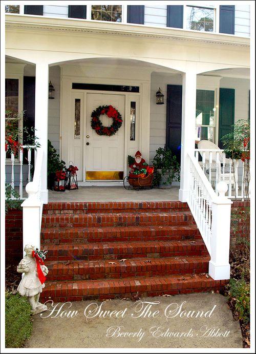 Christmas House  Outside Front (3)