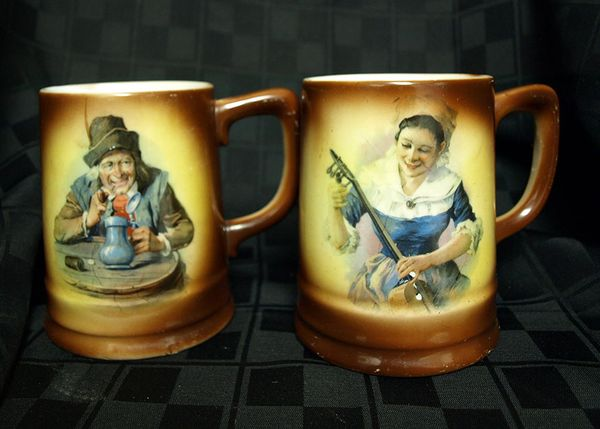German Mugs