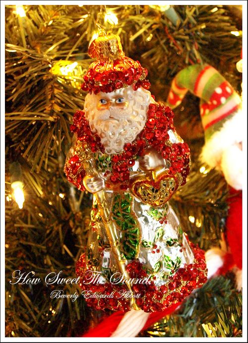 2008 Christopher Radko Ornament