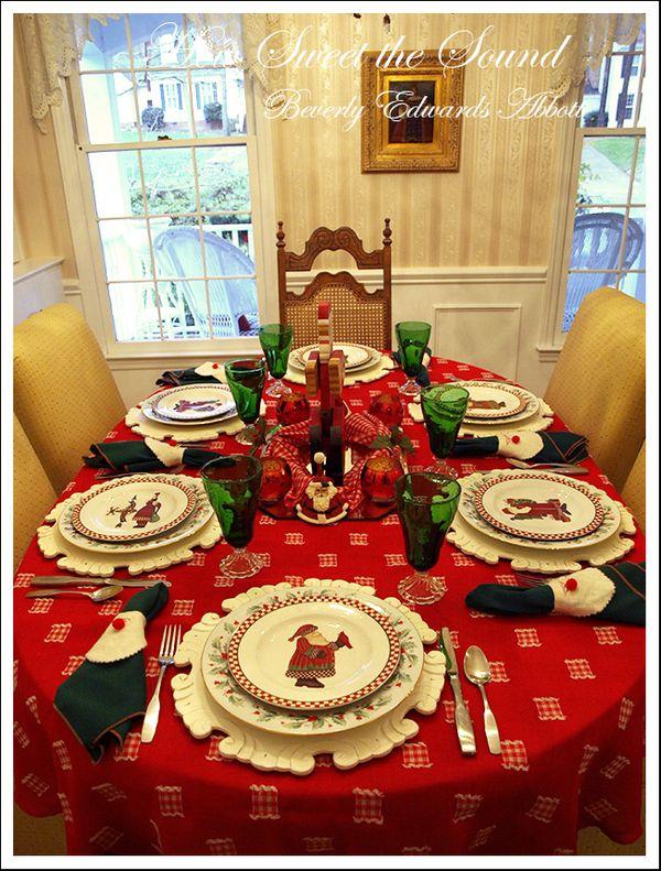 Christmas Dinner 3