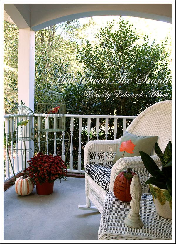 Autumn Porch (3)