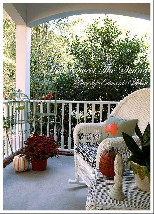 Autumn Porch (3)