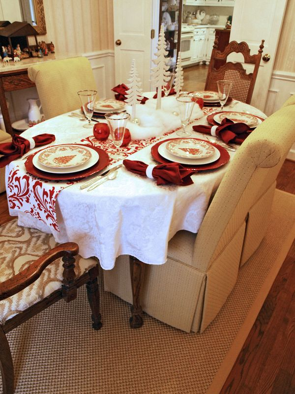Christmas 2015 Tablescape (3)