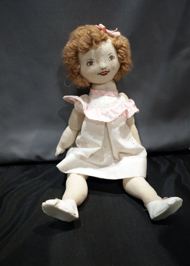 Shirley Temple - Cloth