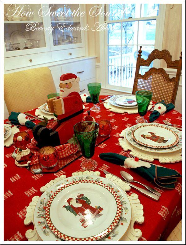 Christmas Dinner 6
