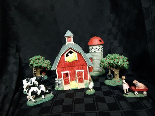 Barn Set