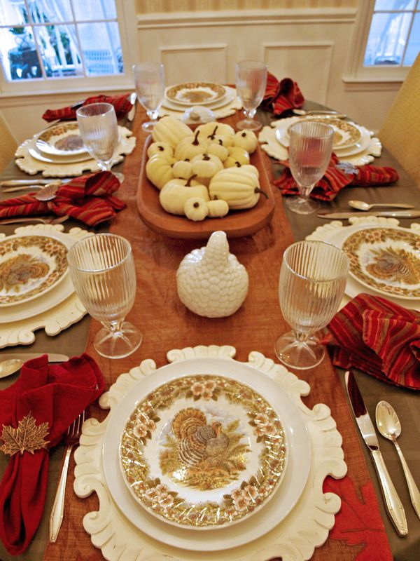 Thanksgiving Table (2)