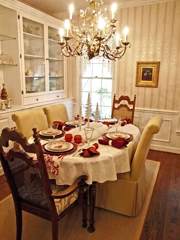 Christmas 2015 Tablescape (1)