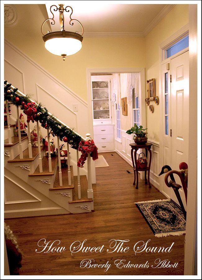 Christmas Foyer