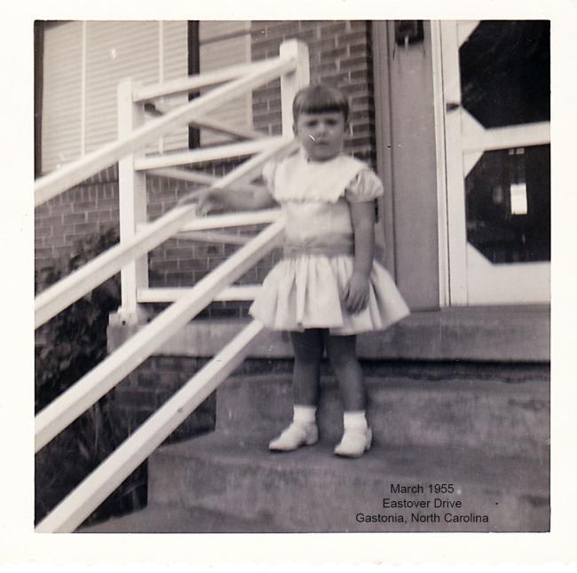 (2) Eastover Drive Gastonia North Carolina March 1955